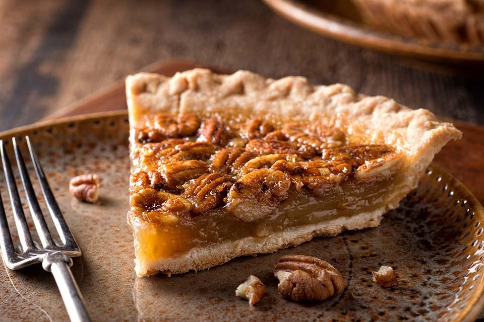D'où viennent les noix de pécan de « mon caramel au beurre salé » ?